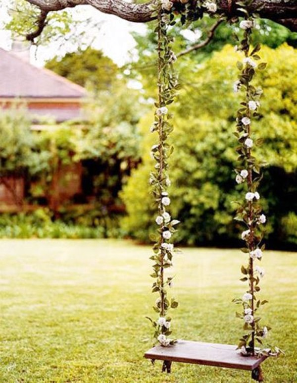 DIY Tree Swing Ideas For More Family Time (3)