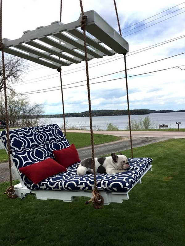 DIY Tree Swing Ideas For More Family Time (7)