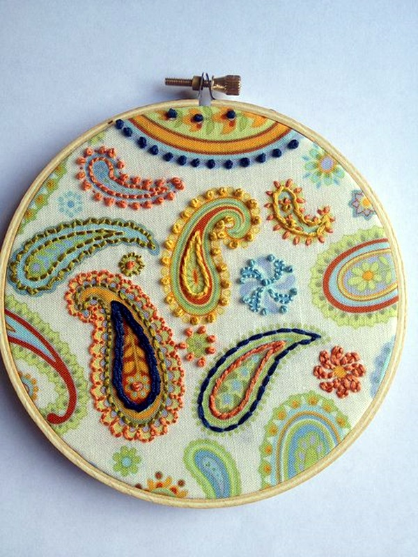 Excellent Applique Embroidery Designs And Patterns (1)