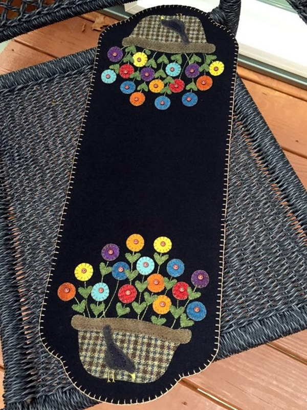 Excellent Applique Embroidery Designs And Patterns (13)