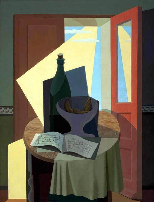 Excellent Examples Of Cubism Art Works (12)