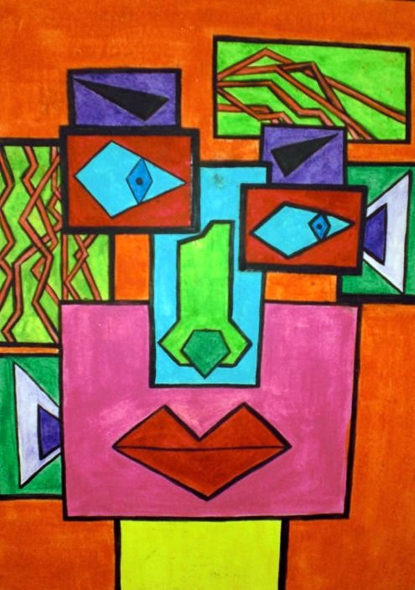 Excellent Examples Of Cubism Art Works (15)