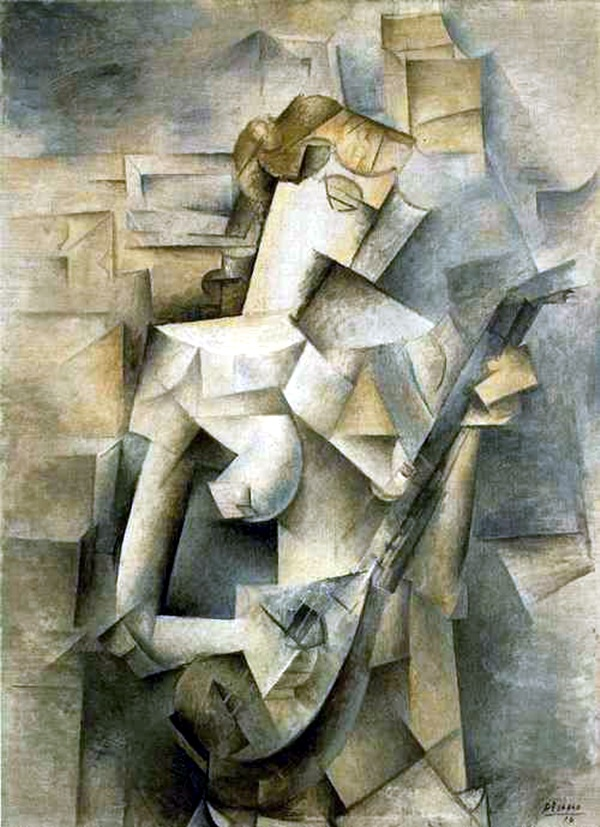 Excellent Examples Of Cubism Art Works (18)