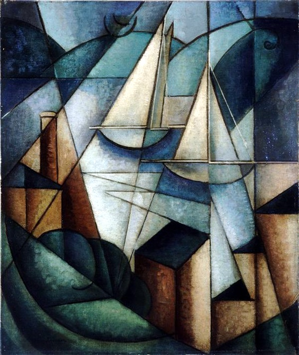 Excellent Examples Of Cubism Art Works (24)