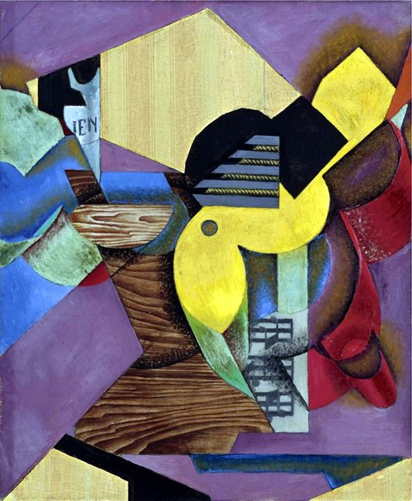 Excellent Examples Of Cubism Art Works (25)