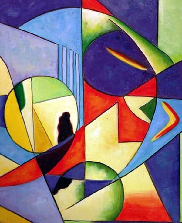 Excellent Examples Of Cubism Art Works (27)
