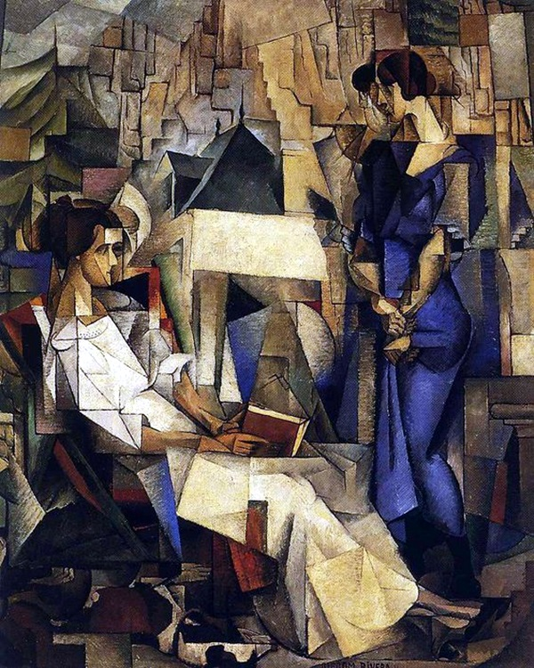Excellent Examples Of Cubism Art Works (29)