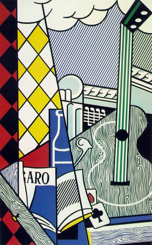 Excellent Examples Of Cubism Art Works (30)
