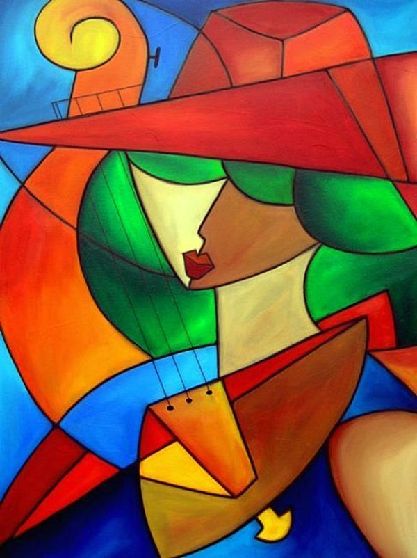 Excellent Examples Of Cubism Art Works (31)