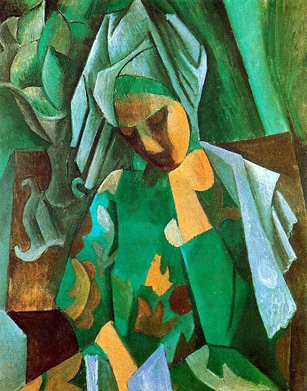 40 excellent examples of cubism art works for Picasso painting names
