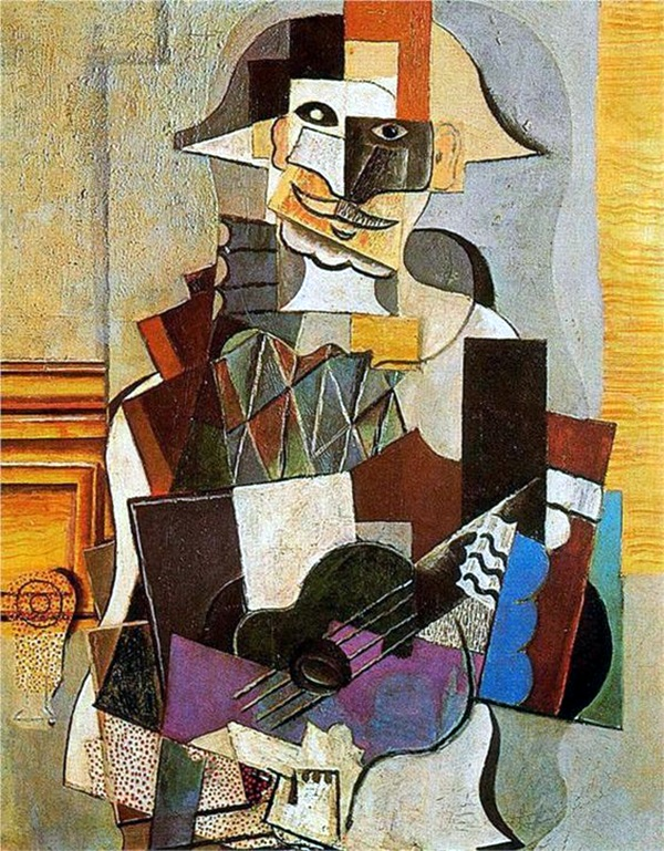 Excellent Examples Of Cubism Art Works (34)