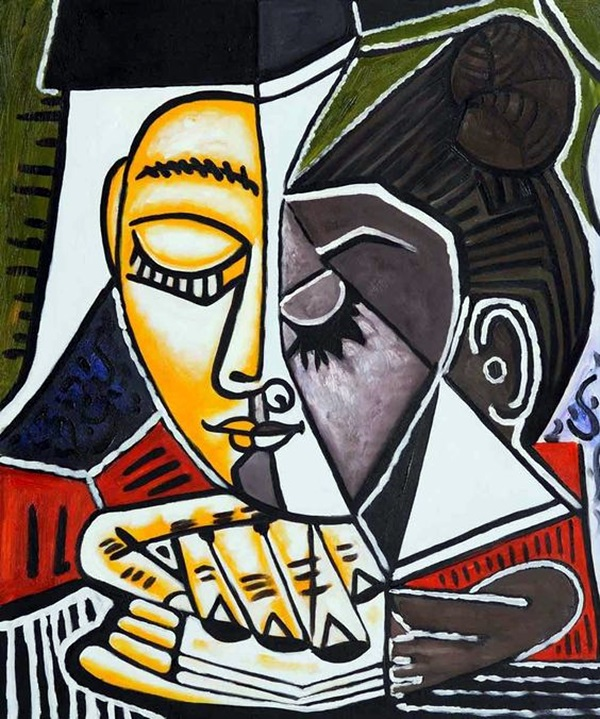 Excellent Examples Of Cubism Art Works (7)