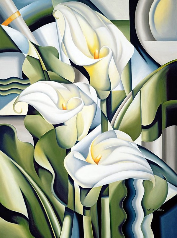 Excellent Examples Of Cubism Art Works (8)