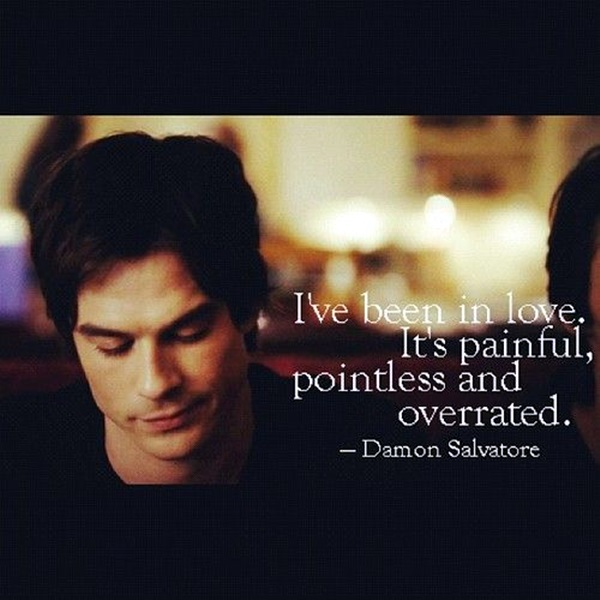 Exceptional Damon Salvatore Quotes (1)