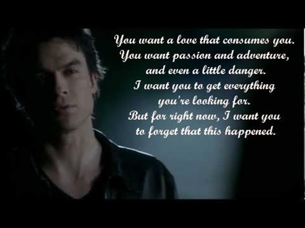 Exceptional Damon Salvatore Quotes (16)