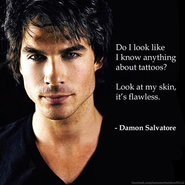Exceptional Damon Salvatore Quotes (19)