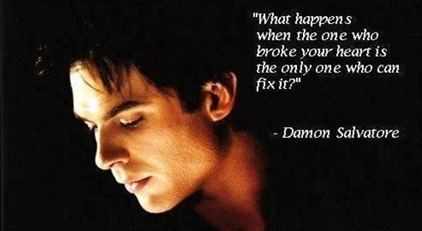 Exceptional Damon Salvatore Quotes (3)