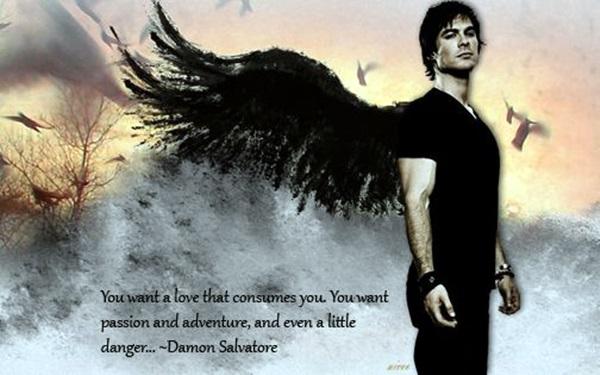 Exceptional Damon Salvatore Quotes (5)