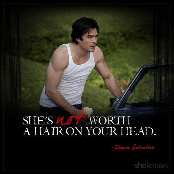 Exceptional Damon Salvatore Quotes (9)