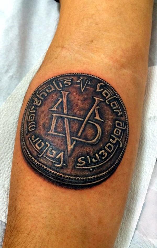 Fanciful Valar Morghulis Tattoo Designs (10)