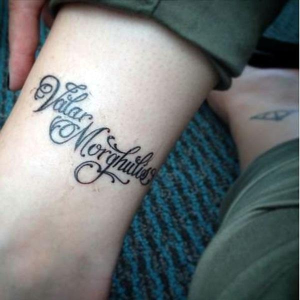 Fanciful Valar Morghulis Tattoo Designs (12)