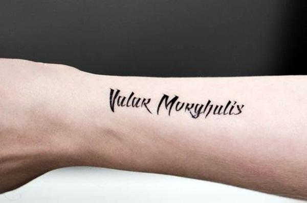 Fanciful Valar Morghulis Tattoo Designs (22)