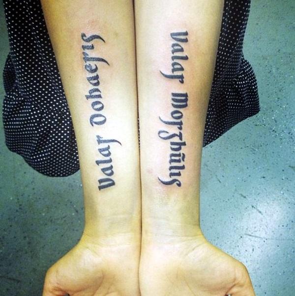 Fanciful Valar Morghulis Tattoo Designs (27)