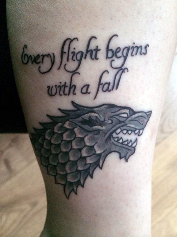 Fanciful Valar Morghulis Tattoo Designs (28)