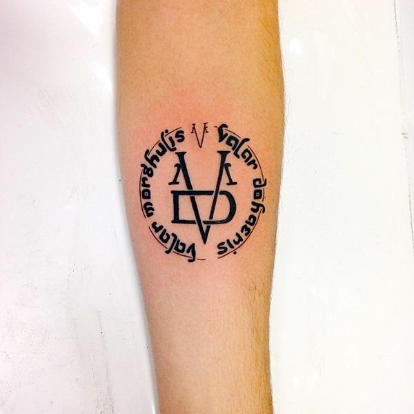 Fanciful Valar Morghulis Tattoo Designs (31)