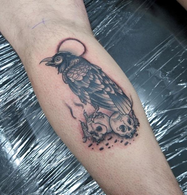 Fanciful Valar Morghulis Tattoo Designs (33)