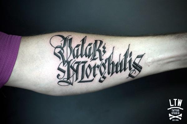 Fanciful Valar Morghulis Tattoo Designs (34)