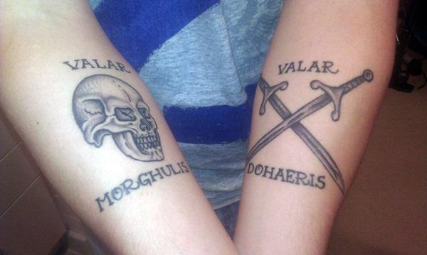Fanciful Valar Morghulis Tattoo Designs (35)