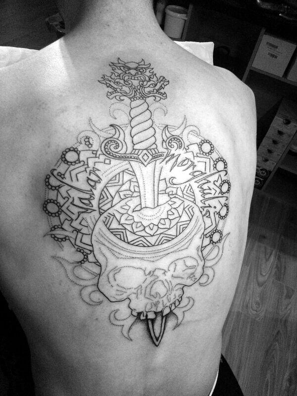 Fanciful Valar Morghulis Tattoo Designs (8)