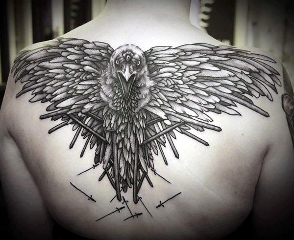 Fantastic Game Of Thrones Tattoo Designs (1)