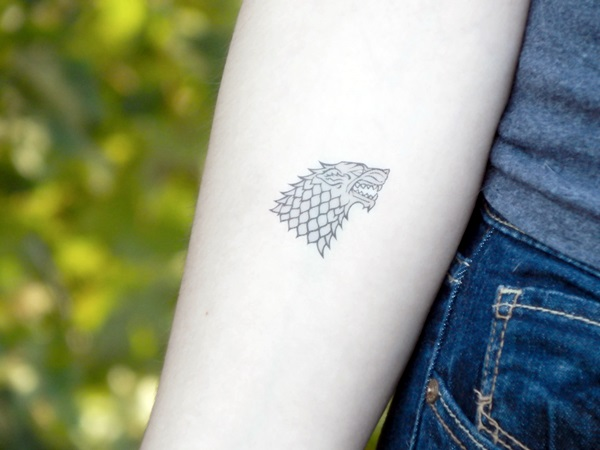 Fantastic Game Of Thrones Tattoo Designs (11)