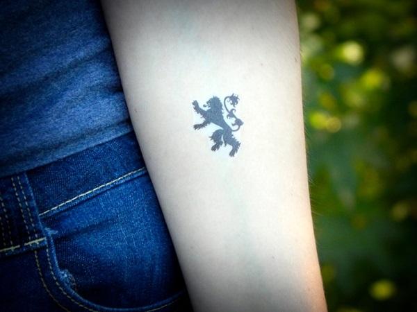 Fantastic Game Of Thrones Tattoo Designs (12)