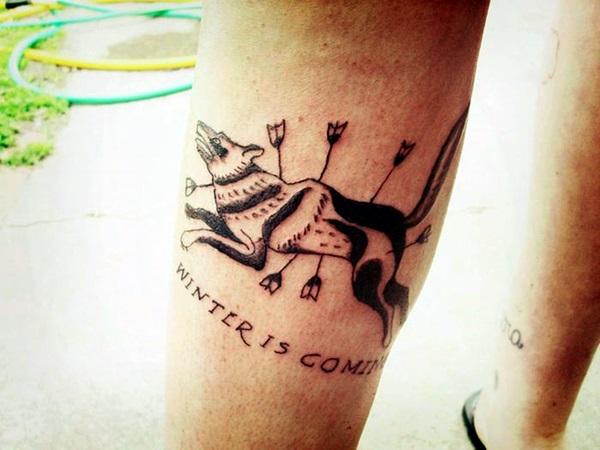Fantastic Game Of Thrones Tattoo Designs (13)