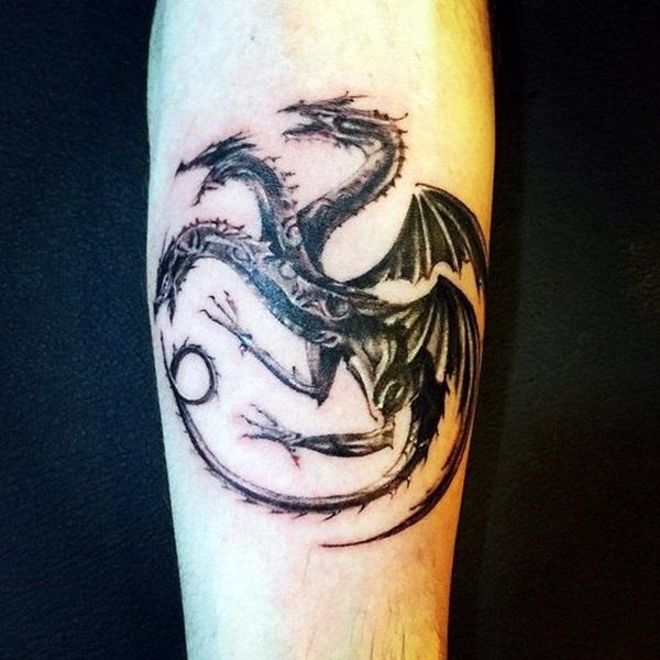 Fantastic Game Of Thrones Tattoo Designs (28)