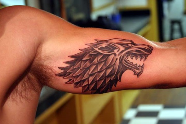 Fantastic Game Of Thrones Tattoo Designs (8)