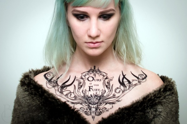 Fantastic Game Of Thrones Tattoo Designs (9)