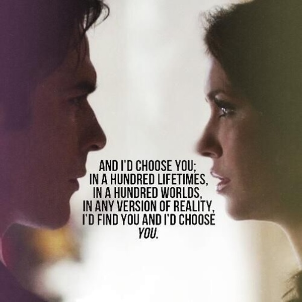 Fantastic Vampire Diaries Quotes (1)