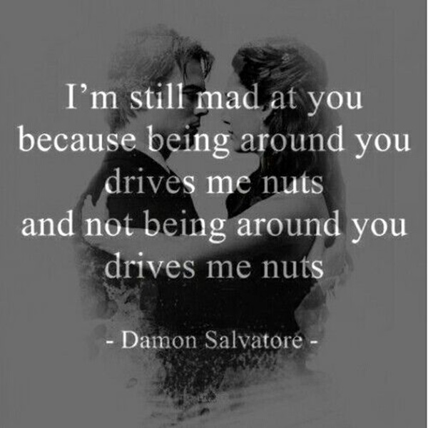 Fantastic Vampire Diaries Quotes (10)