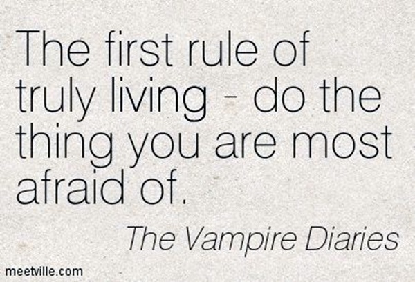 Fantastic Vampire Diaries Quotes (17)