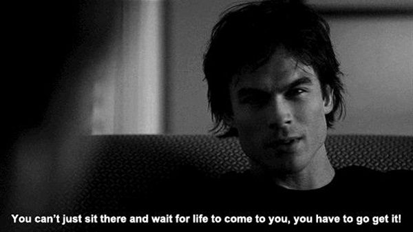 40 Fantastic Vampire Diaries Quotes
