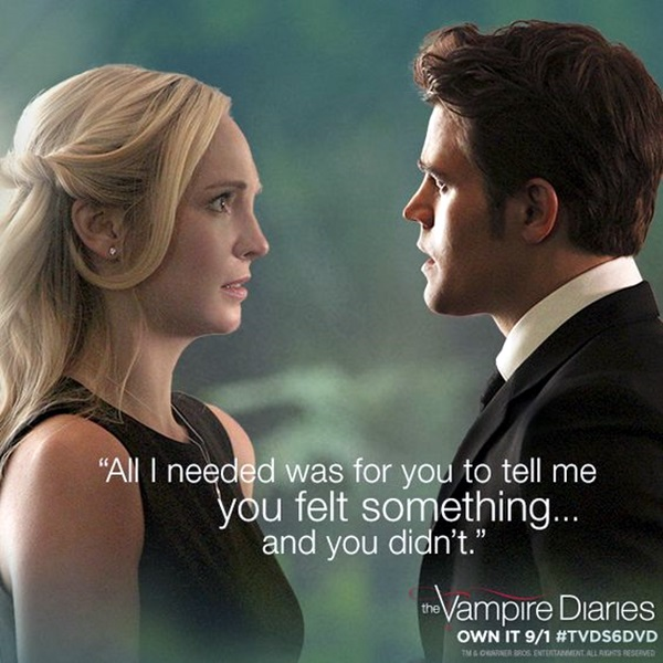 Fantastic Vampire Diaries Quotes (2)