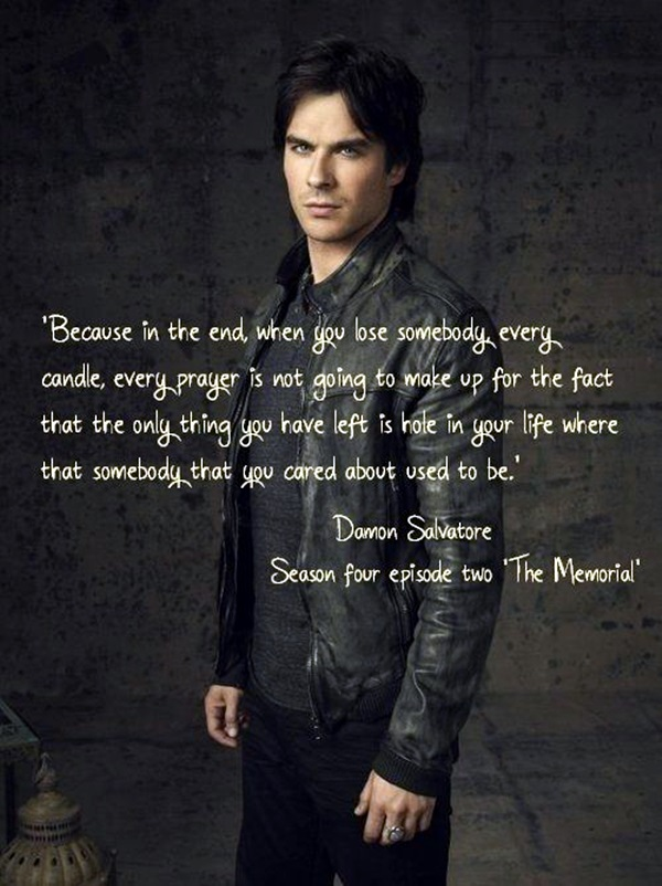 Fantastic Vampire Diaries Quotes (25)