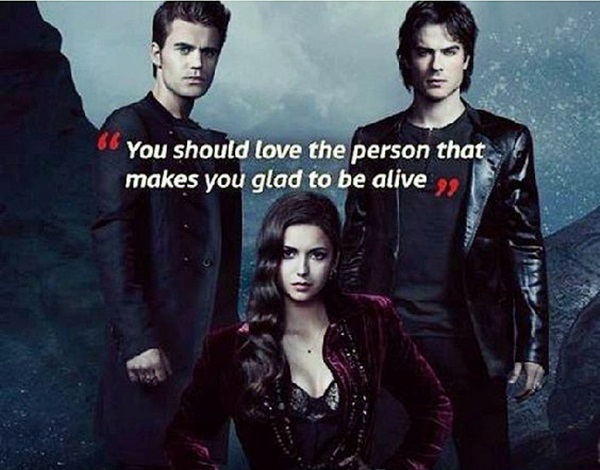 Fantastic Vampire Diaries Quotes (26)