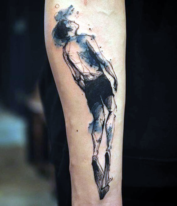 Incredibly Artistic Abstract Tattoo Designs (10)