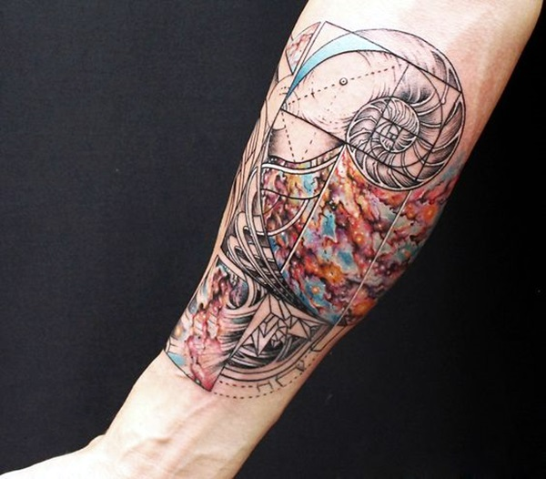 Incredibly Artistic Abstract Tattoo Designs (37)