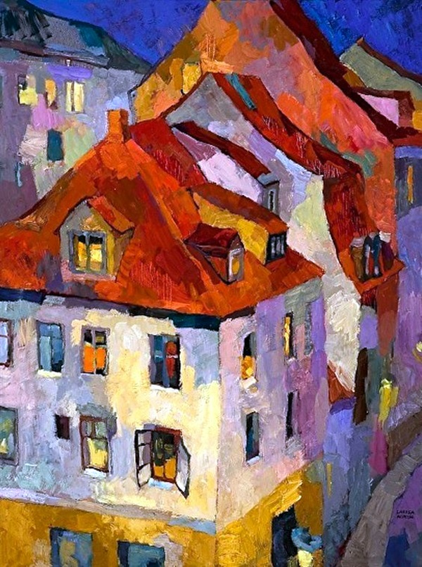 Influencing Fauvism Style Art Examples (11)